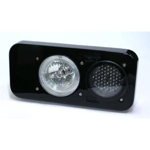 Combined Headlight Tail Light Marker Lights
